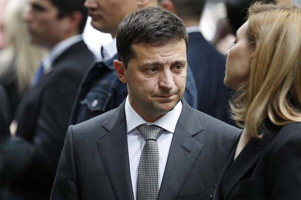 واکنش رئیس جمهور اوکراین به سقوط هواپیمای این کشور در ایران