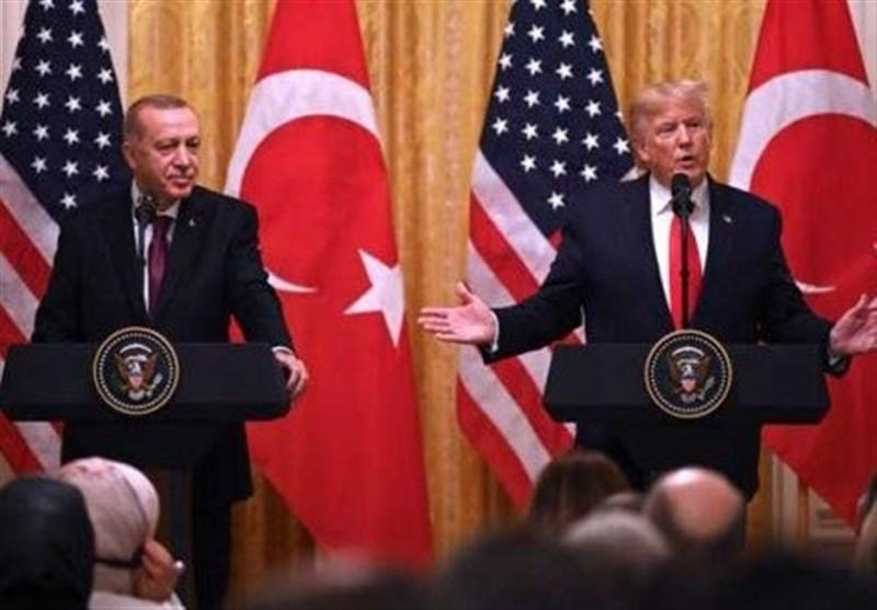 گفت وگوی تلفنی ترامپ و اردوغان درباره تحولات لیبی