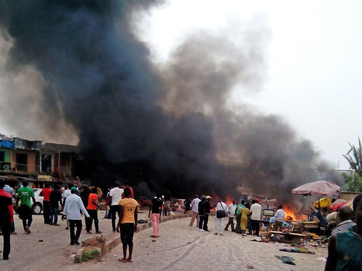 خبرنگاران عناصر مسلح 29 غیر نظامی را در نیجریه کشتند