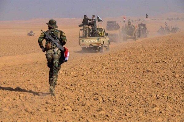عملیات حشد شعبی در جزیره الانبار با موفقیت انتها یافت