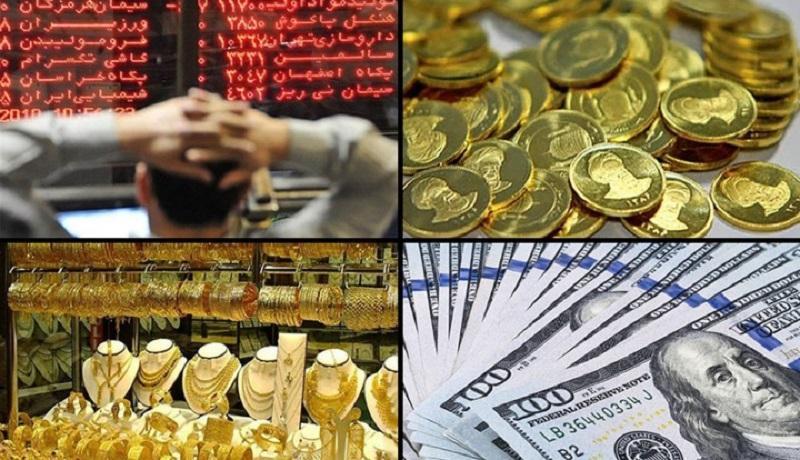 آنالیز بازارها در هفته ای که گذشت ، صدر جدول بازدهی به بورس رسید ، قیمت دلار ثابت باقی ماند