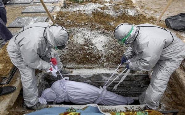 فوت 274 بیمار کرونا در شبانه روز گذشته؛ 23311 بیمار جدید شناسایی شدند